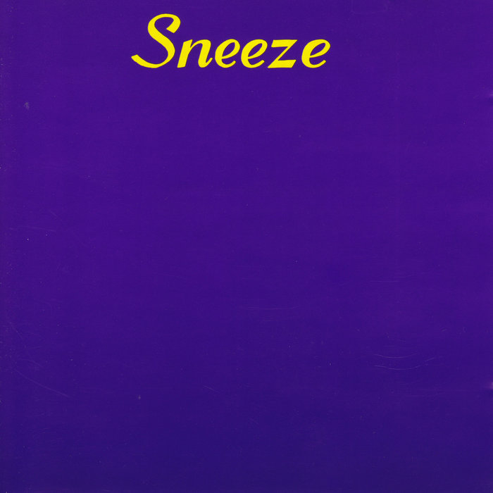 Sneeze (41 Songs In 47 minutes) cover art