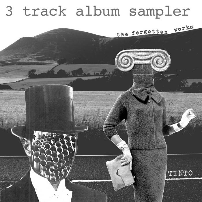 TINTO 3 track album sampler cover art