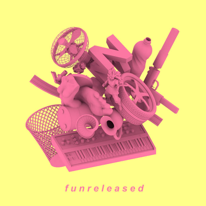 Funreleased! cover art