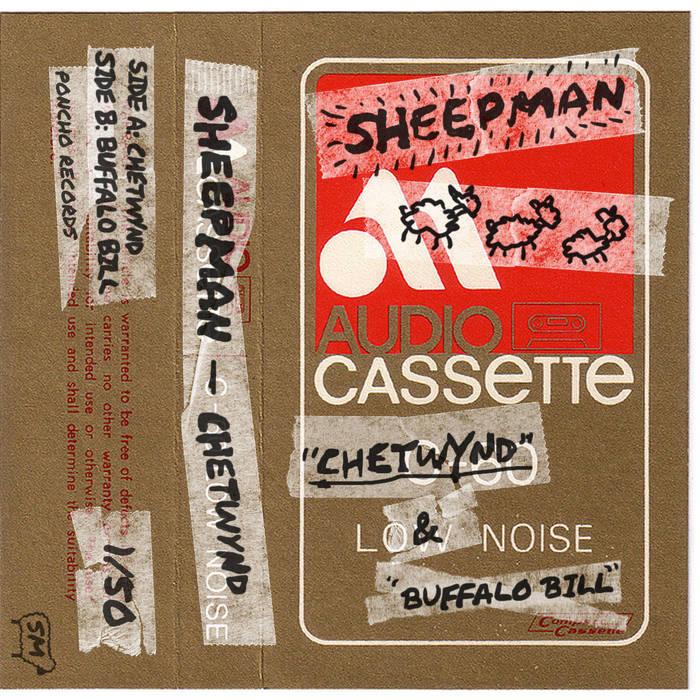 Chetwynd Cassette cover art