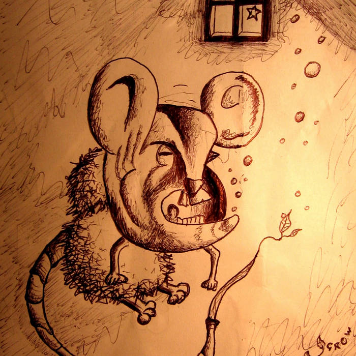 Trapped Mice EP cover art