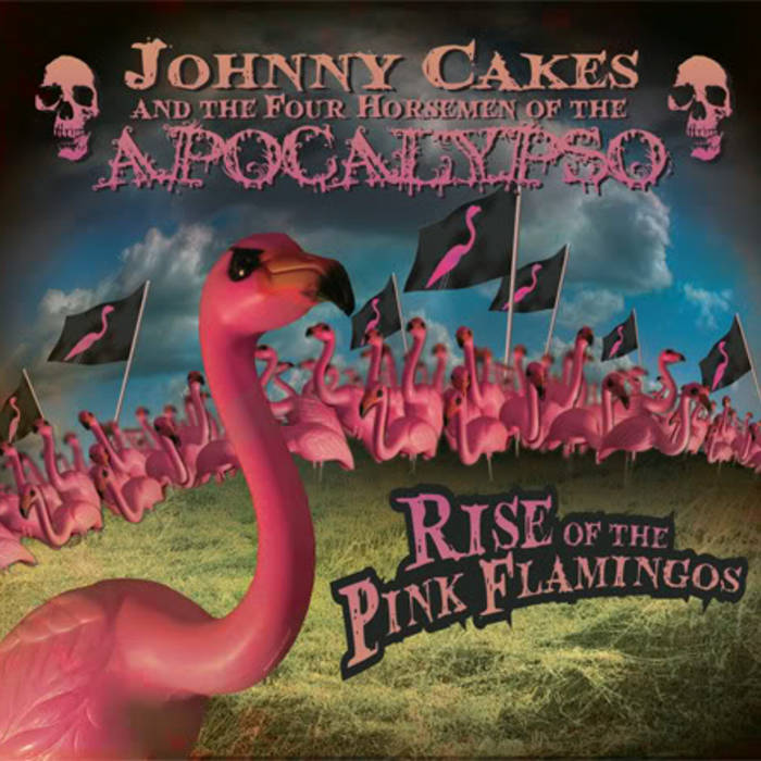 Rise of the Pink Flamingos cover art