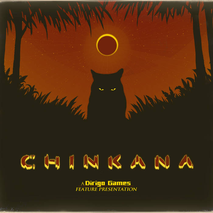 Depths of Fear :: CHINKANA Soundtrack cover art