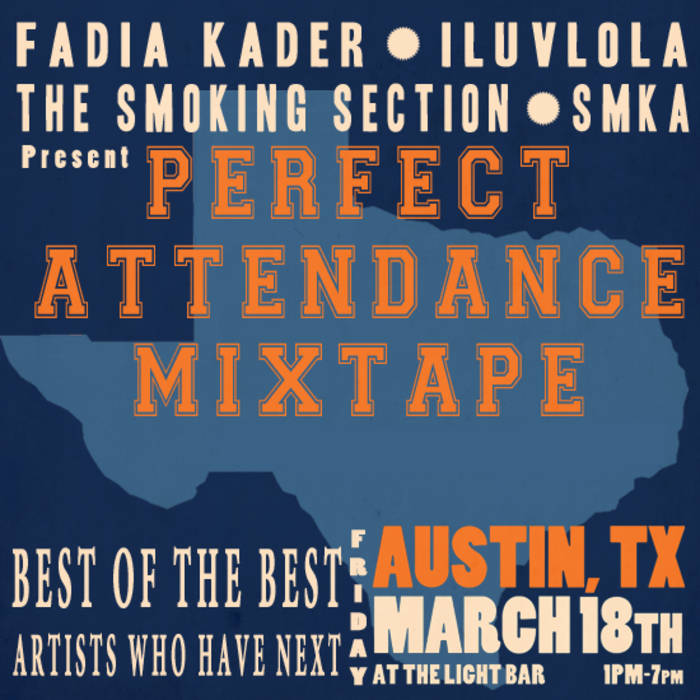 Perfect Attendance: SXSW 2011 cover art