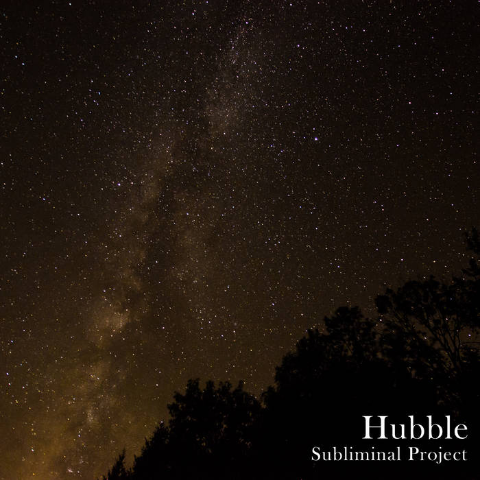 Hubble cover art