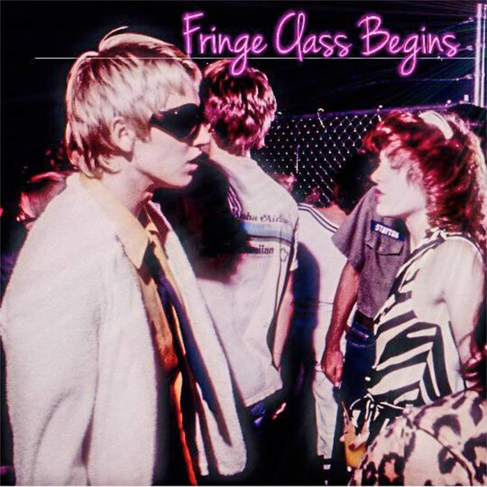 Fringe Class Begins cover art