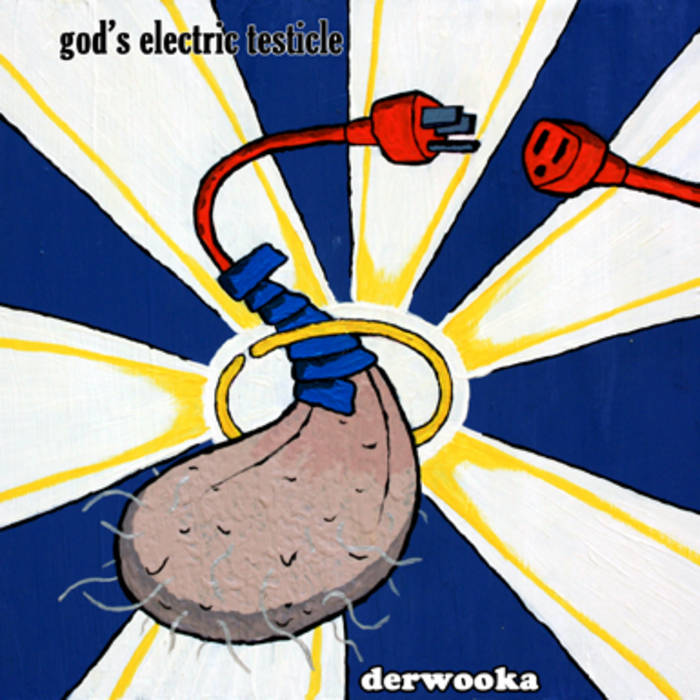 god's electric testicle cover art