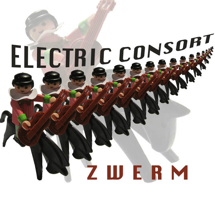 Electric Consort cover art