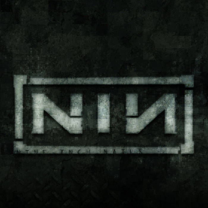 (NIN / Nine Inch Nails) (RMX / Remixed) ... Complete cover art