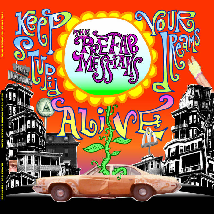 Keep Your Stupid Dreams Alive cover art