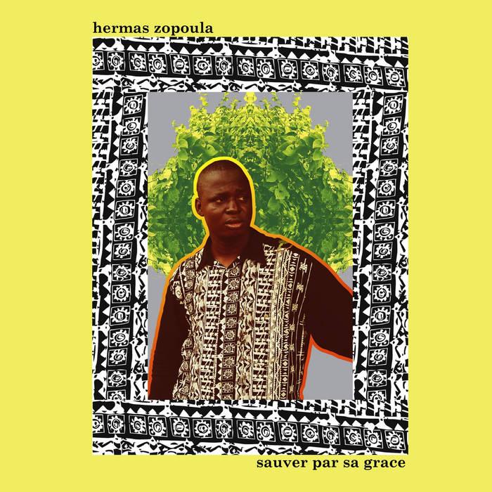Sauve Par Sa Grace cover art