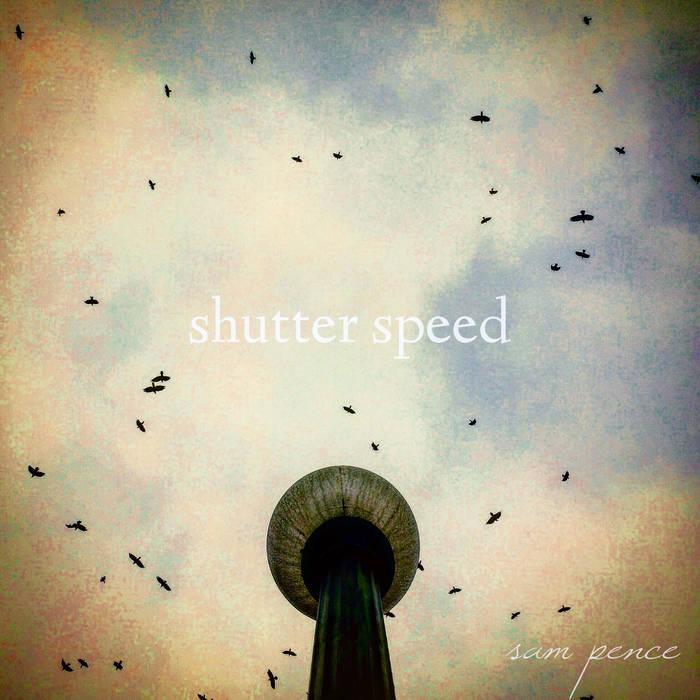 Shutter Speed - EP cover art