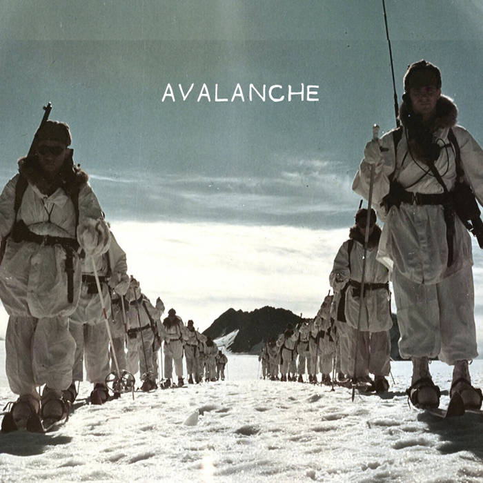 Avalanche cover art