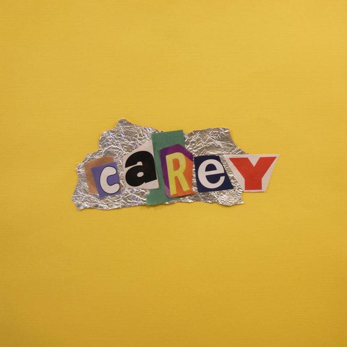 Carey EP cover art