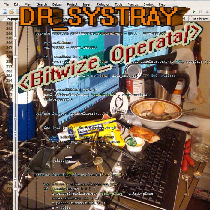 Bitwize Operata cover art