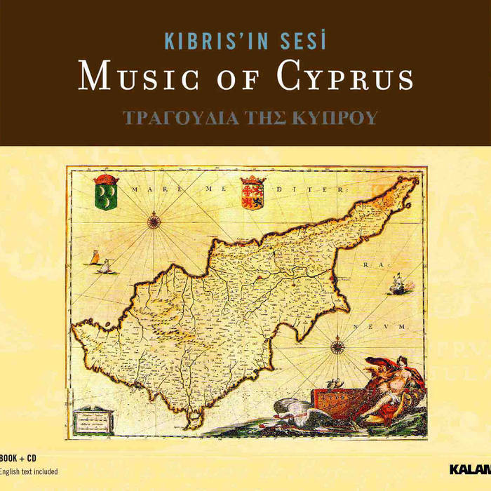 Music of Cyprus cover art