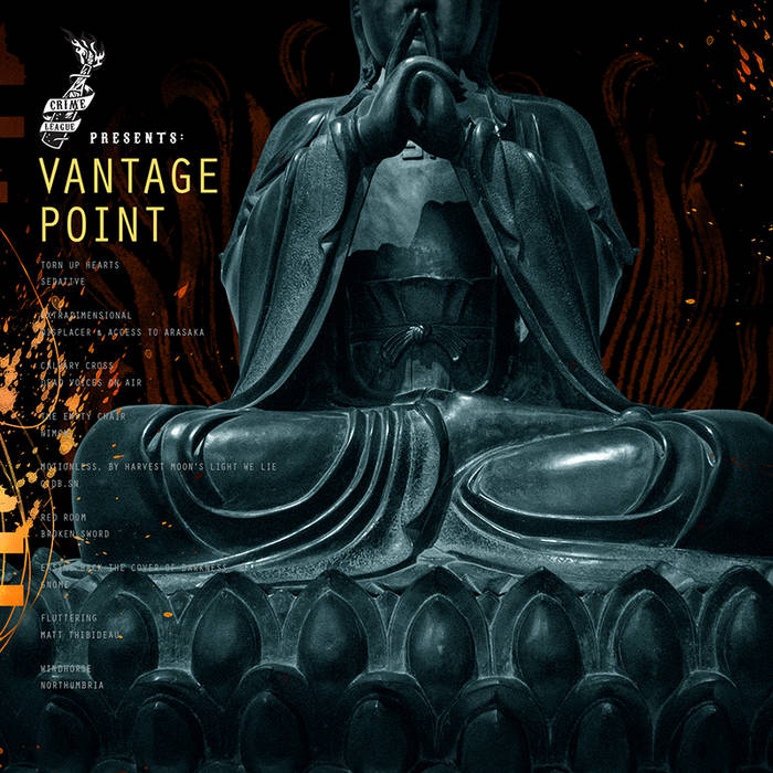 Crime League Presents: Vantage Point cover art