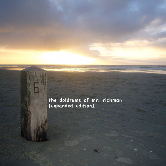The doldrums of mr. richman cover art