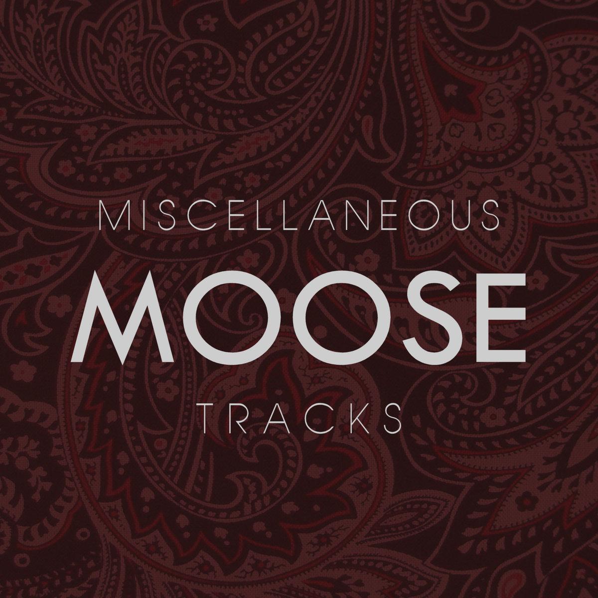 miscellaneous moose tracks moose