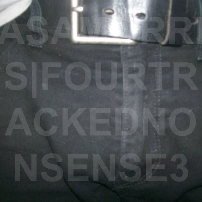 Four Tracked Nonsense 3 cover art