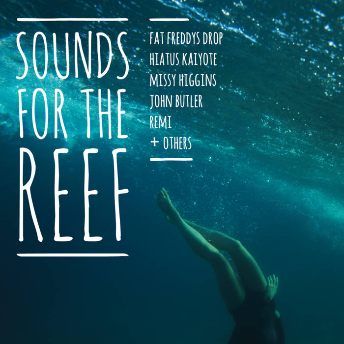 Sounds For The Reef cover art