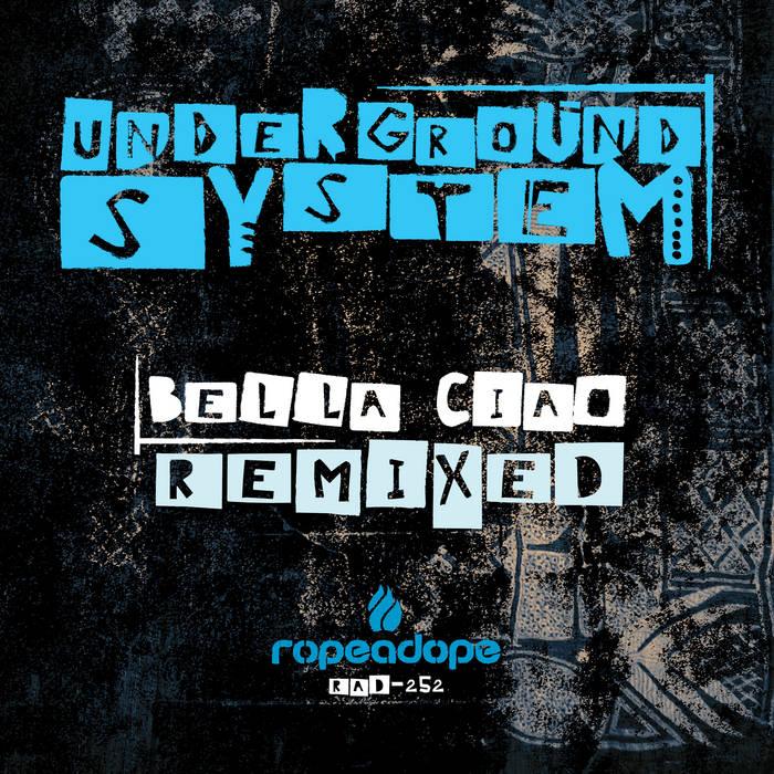 Bella Ciao Remixed cover art