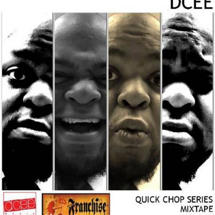 Quick Chop Series Mixtape Vol. 1 cover art