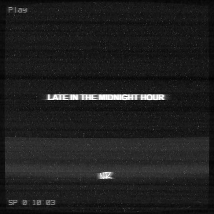 Late in the Midnight Hour cover art