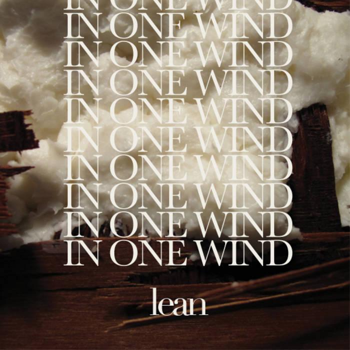 Lean cover art