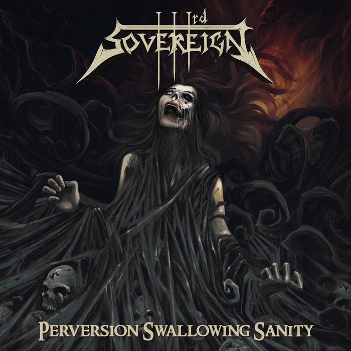 Perversion Swallowing Sanity (Death Metal) cover art