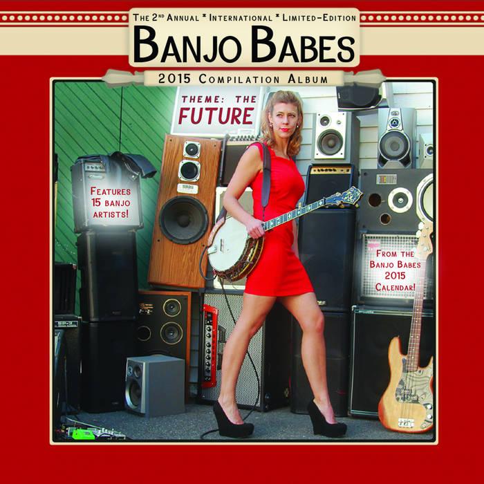 Banjo Babes 2015 Album (& Calendar) cover art
