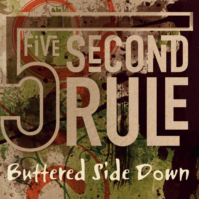 Buttered Side Down cover art