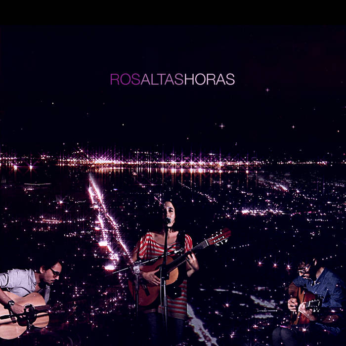 ALTAS HORAS DVD cover art