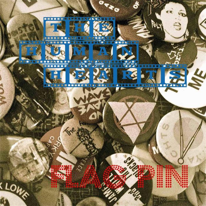 FLAG PIN ep cover art