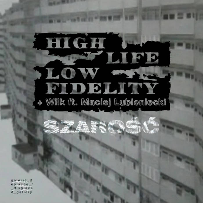 Szarość - EP cover art