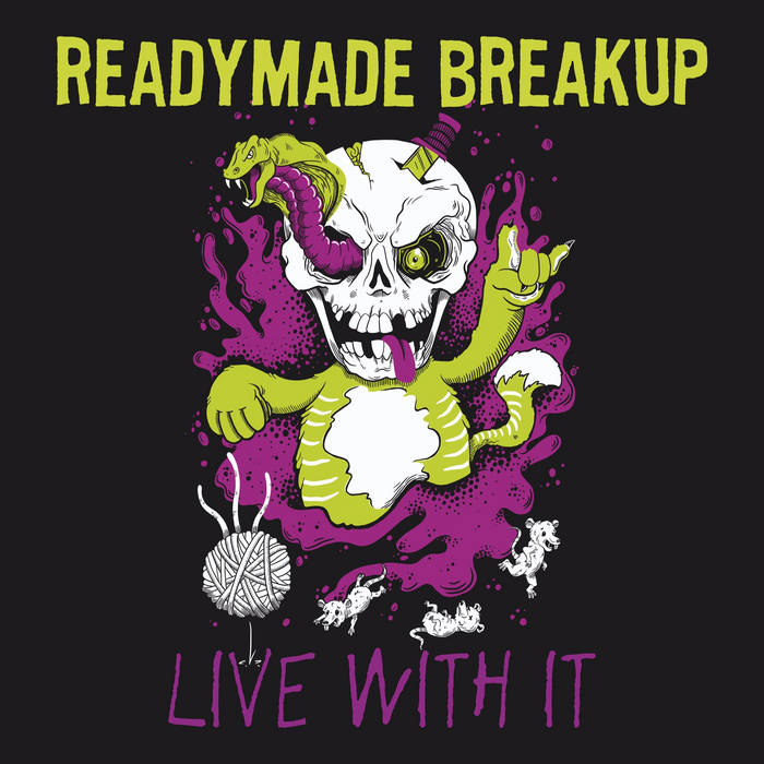 Live With It cover art