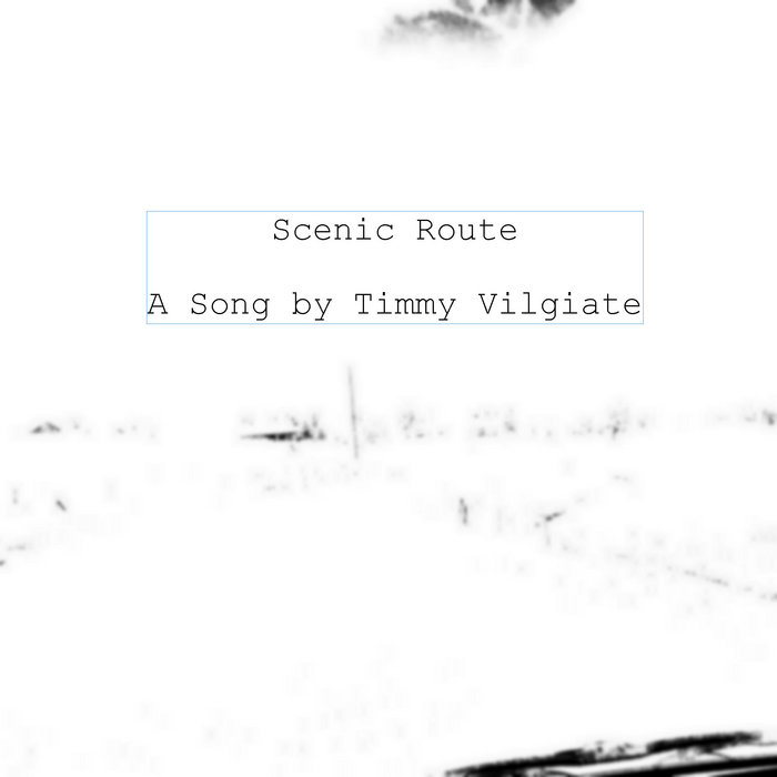 Scenic Route (Single) cover art