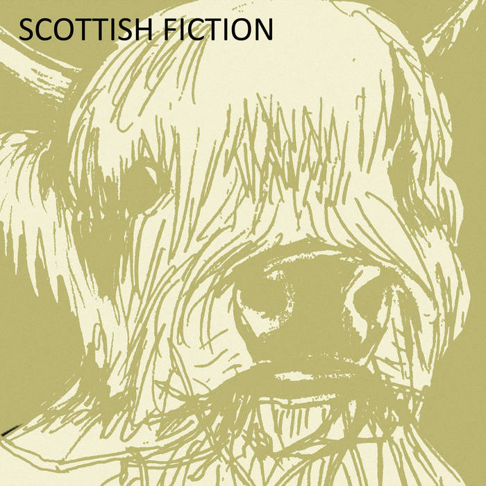Scottish Fiction January EP cover art