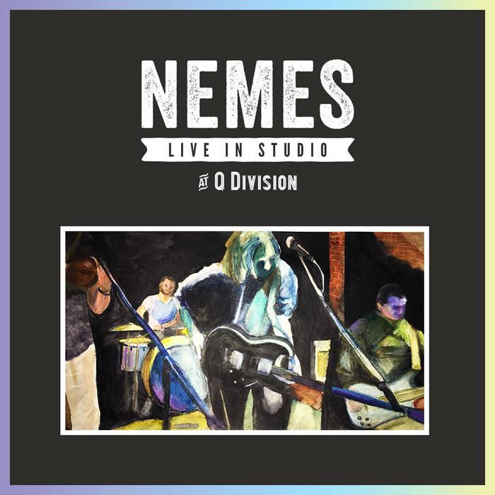 Live in Studio - Q Divison cover art