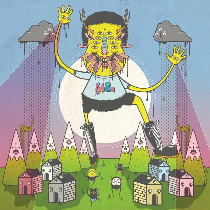 Mad-Hop vol.8 cover art