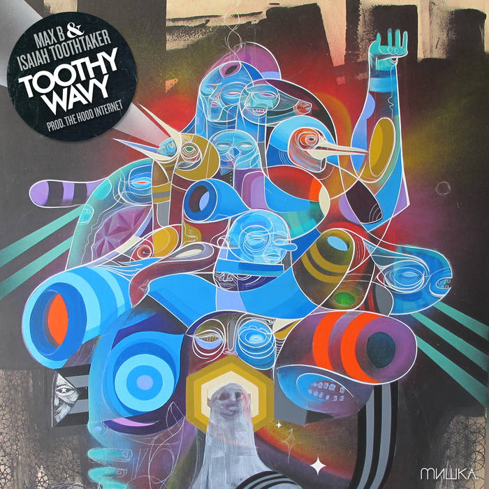 Toothy Wavy cover art