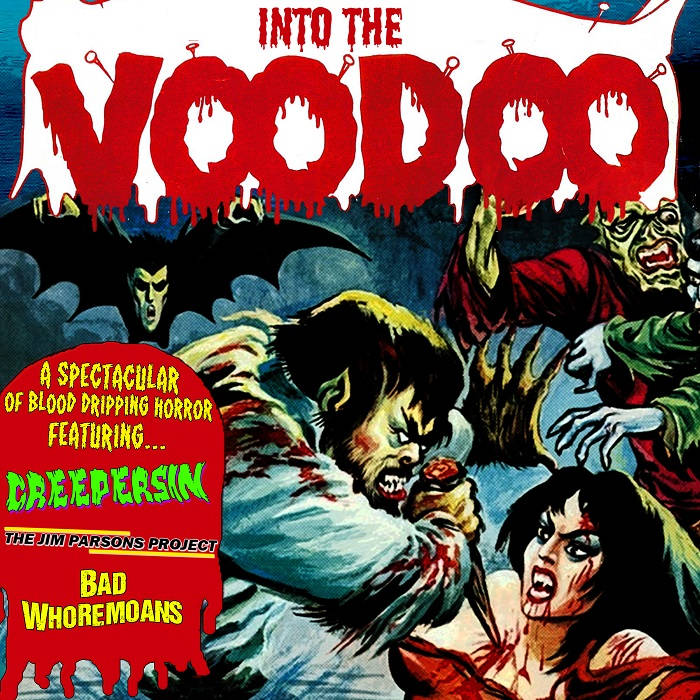 Into The VooDoo cover art