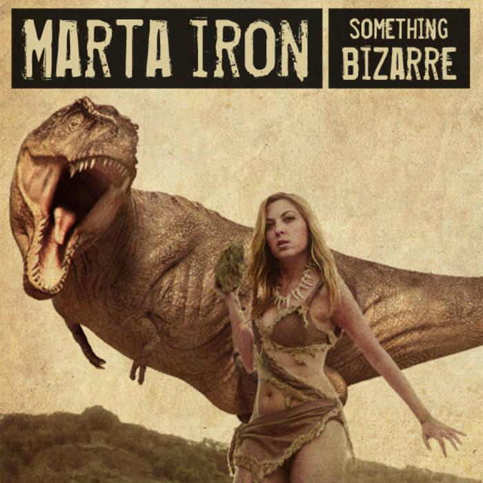 Something Bizarre cover art