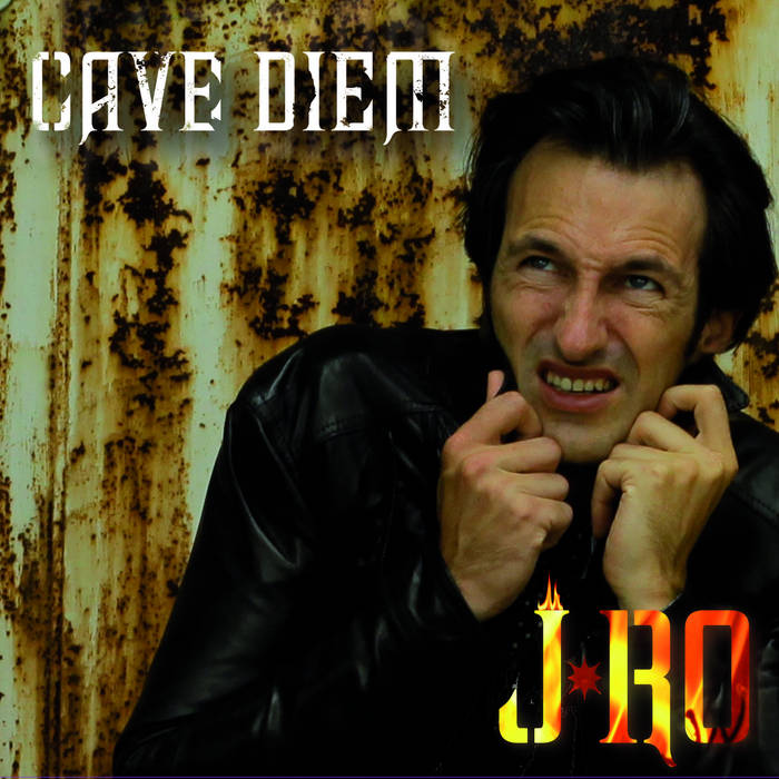 Cave diem cover art