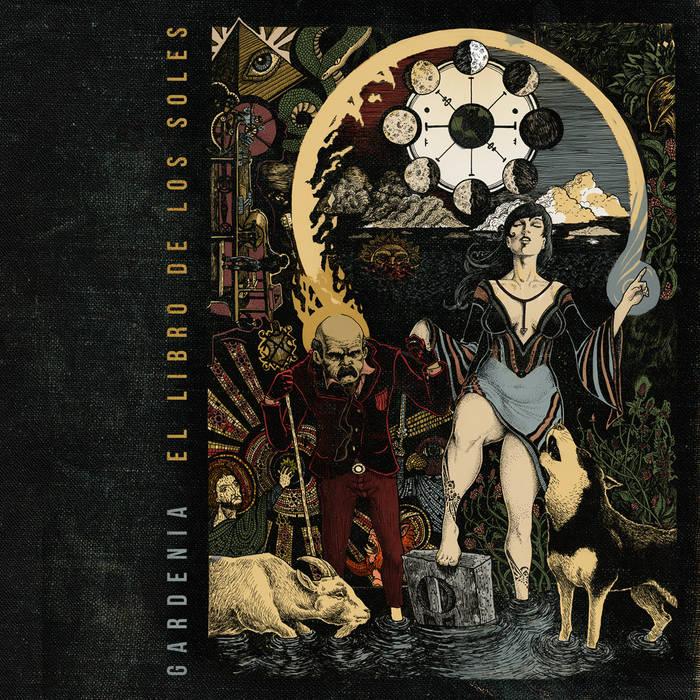 El libro de los soles cover art