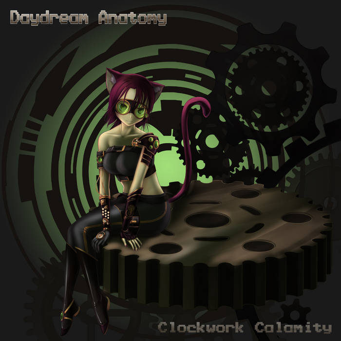 Clockwork Calamity cover art