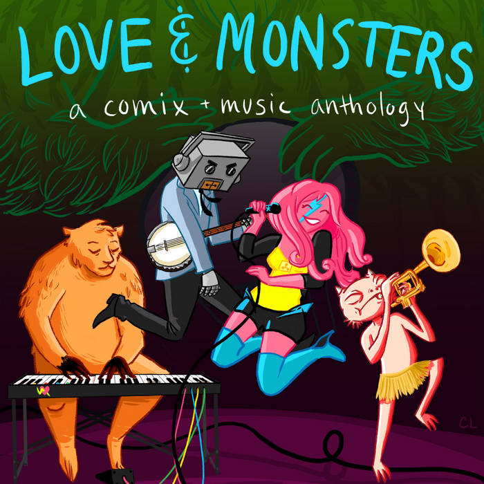 Love and Monsters cover art