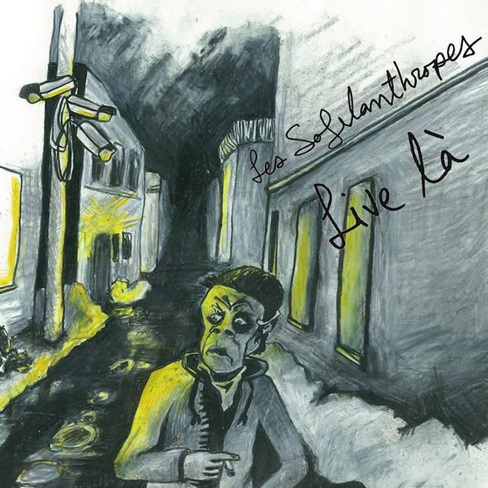 Live-là! cover art