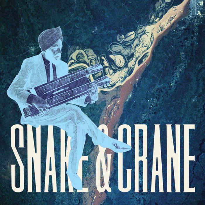 Snake & Crane cover art