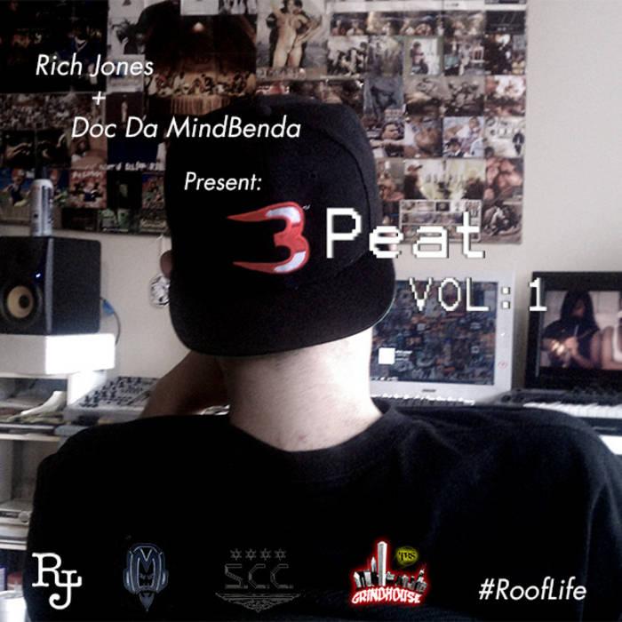 3Peat Vol. 1 cover art
